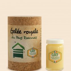 grand pot de gelee royale